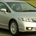 """Semi-novo"" Honda New Civic 2009"