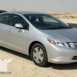 Honda Civic 2012 flagrado – retrocesso à vista?