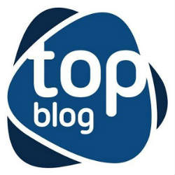 top blog logo