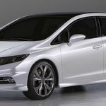 "Honda mostra o ""novo New Civic"" 2012"