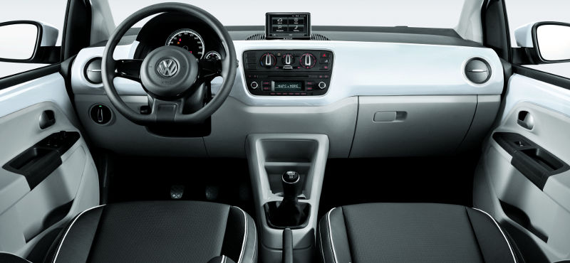 Volkswagen High Up 2016 Interior Painel De 0 A 100de 0 A 100