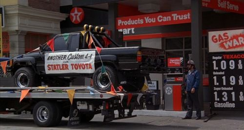 Toyota Hilux Back To The Future