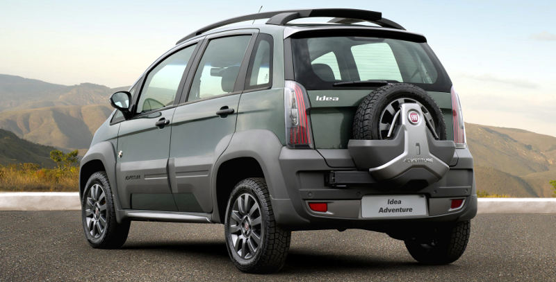 fiat idea adventure extreme locker de 0 a 100de 0 a 100