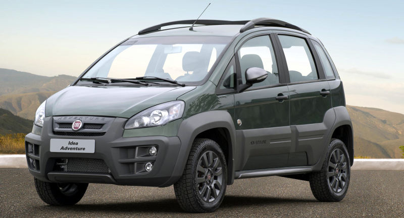 Interessante e cara s rie especial adventure extreme chega for Precio de fiat idea adventure 2016