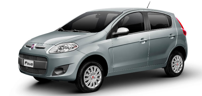 Foto do Fiat Palio Attractive 1.4 2017