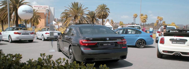 BMW Ultimate Experience BMW 750i