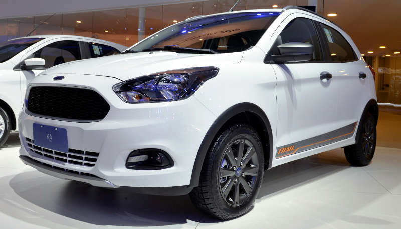 Foto do Ford Ka Trail