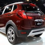 Traseira do Honda WR-V