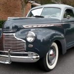 Chevrolet Coupe Special DeLuxe de 1941 do BookAclassic