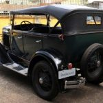 Ford Phaetom Modelo A de 1931 do BookAclassic