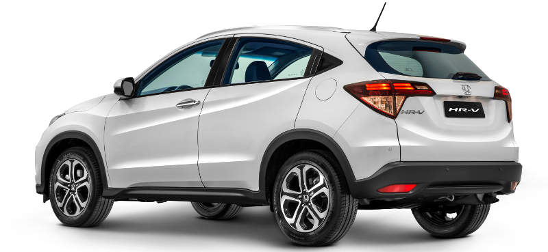 Foto do Honda HR-V Touring 2017