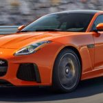 Foto do Jaguar F-Type SVR