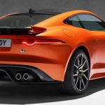 Foto do sports car Jaguar F-Type SVR
