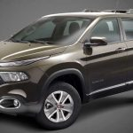 Visual da Fiat Toro Freedom Opening 2017