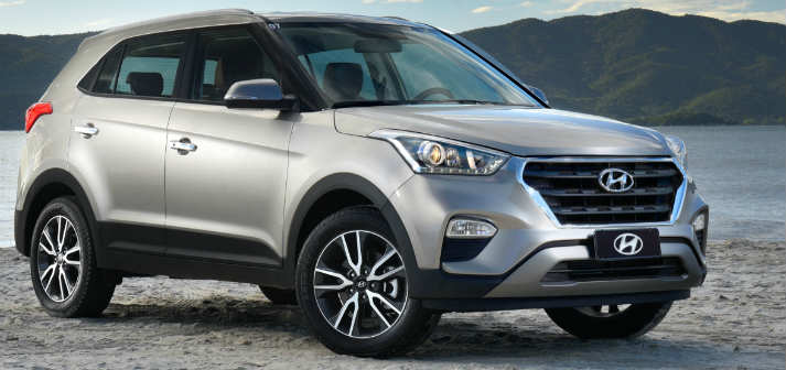 Foto do Hyundai Creta para a capa do De 0 a 100