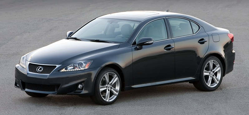 foto do Lexus IS 300