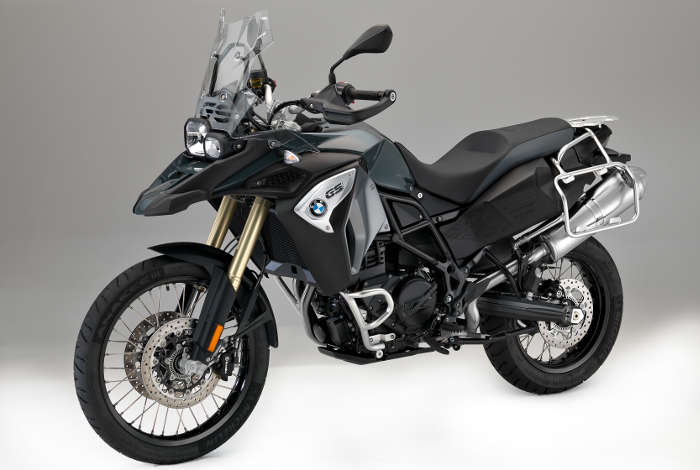 Foto da moto BMW F 800 GS Adventure
