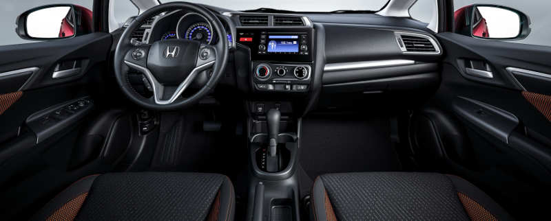 Honda-WR-V-EX-2018-camera-de-re - De 0 a 100De 0 a 100