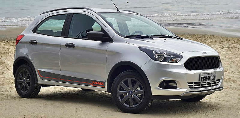 Ford Ka Trail 2018