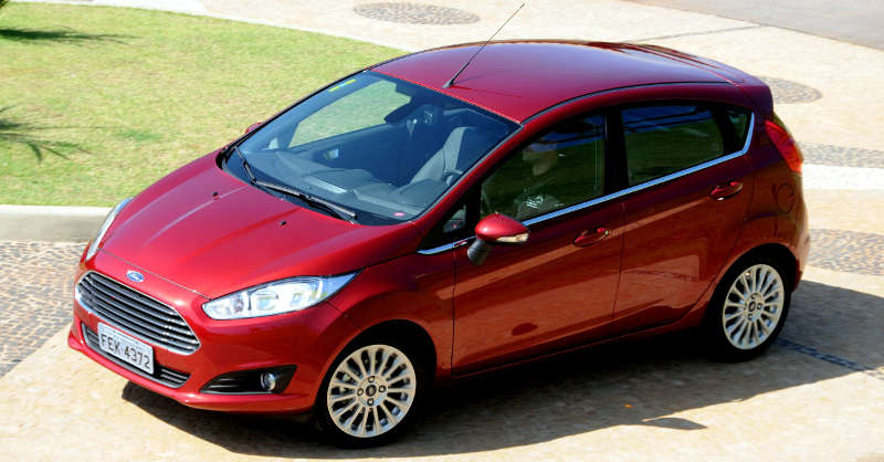 Ford New Fiesta Titanium 2017