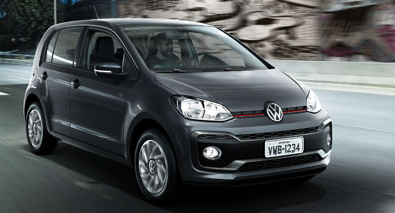 Volkswagen up 2018 TSI turbo