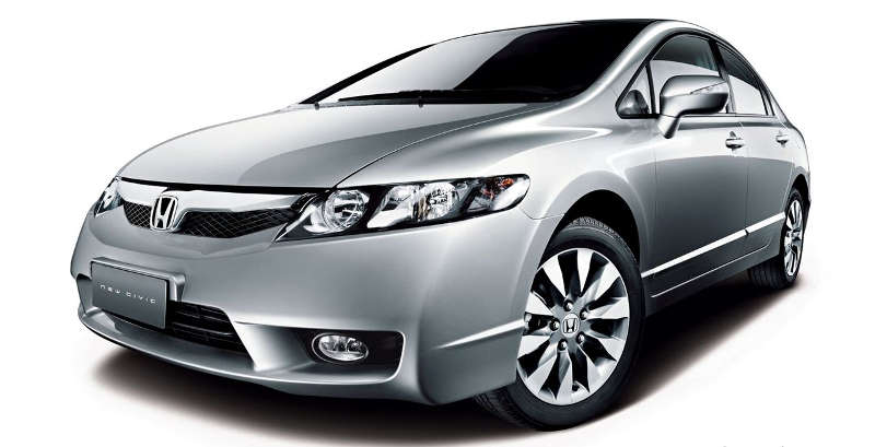 Honda Civic design