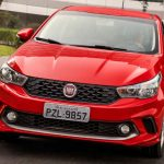Visual do Fiat Argo Drive 1.3