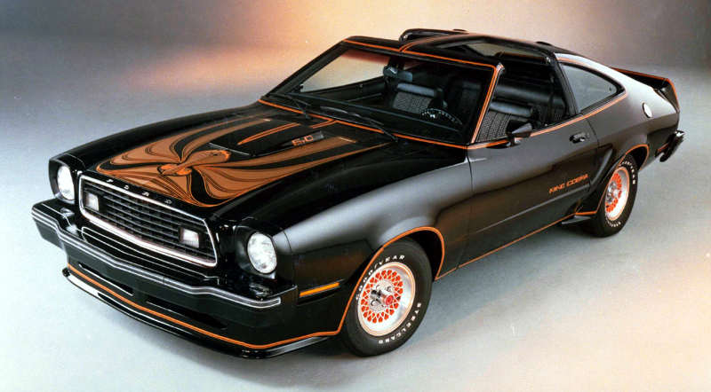 Ford King Cobra 1978