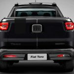 Design do Fiat Toro Blackjack 2018