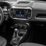 Painel do Fiat Toro Blackjack 2018