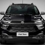 Visual do Fiat Toro Blackjack 2018