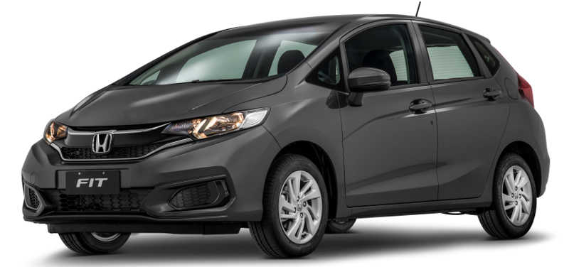 Honda Fit Dx 2018 De 0 A 100de 0 A 100
