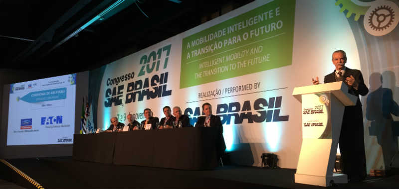 Congresso SAE discutiu o Carro do Futuro