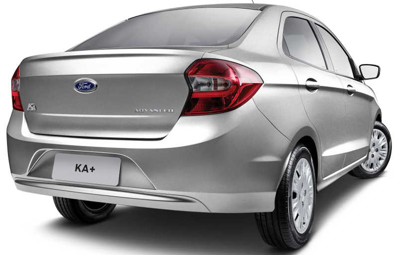 Ford Ka+ Advanced 2018