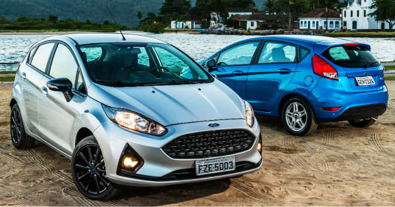 Ford New Fiesta Style EcoBoost e New Fiesta SEL 2018