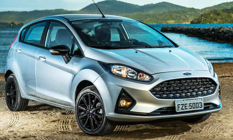Ford New Fiesta 2019