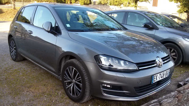 Volkswagen Golf Bluemotion com motor 1.2 TSI turbo