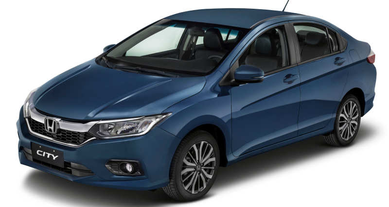 Honda City EX 2018