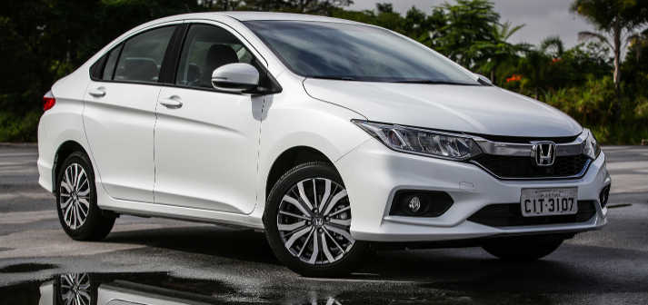 Honda City EXL 2018 capa