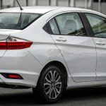 Honda City EXL 2018 design