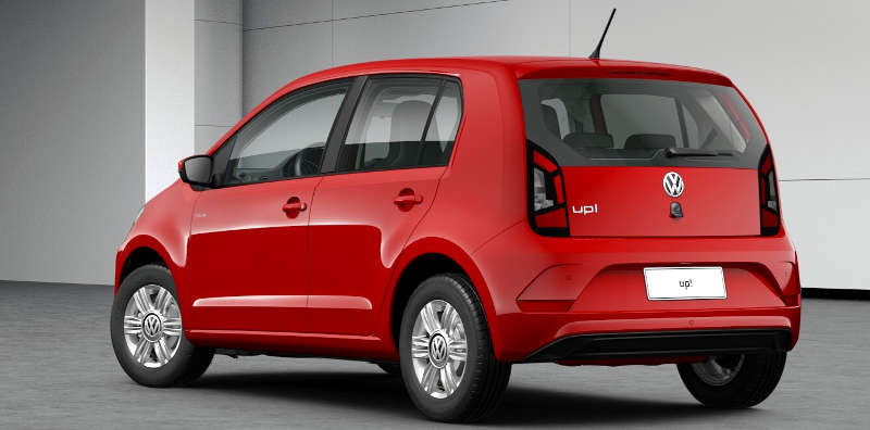 Volkswagen Move Up 1.0 2019