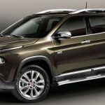 Picape Fiat Toro Ranch 4x4 2019