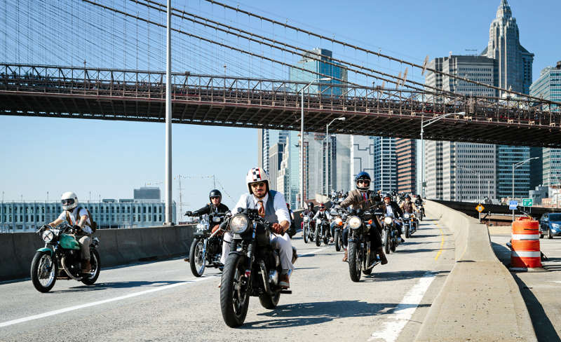 Gentlemans Ride Expo New York