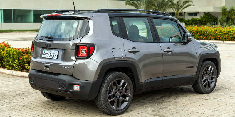 Jeep Renegade Limited automático 2019