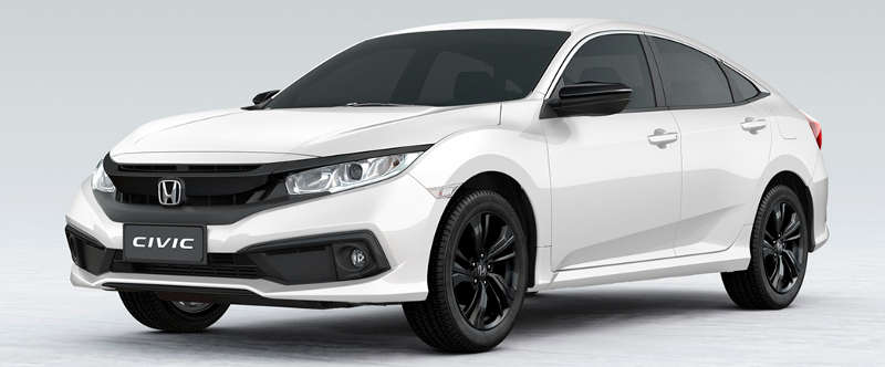 Honda Civic Sport 2020