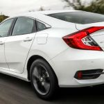 Visual do Teto Honda Civic Touring 2020
