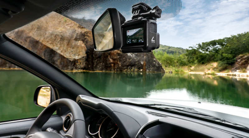 Renault Duster GoPro Hero 7 Black