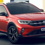 Design do Volkswagen Nivus Highline