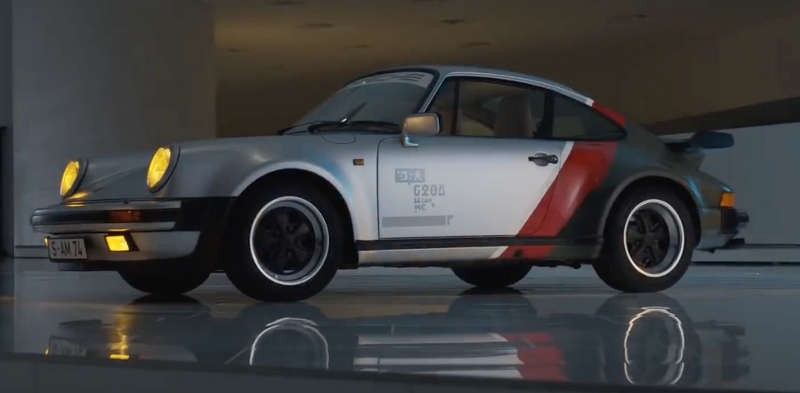 Porsche 911 Turbo de 1977 é a base do bólido virtual de Cyberpunk 2077