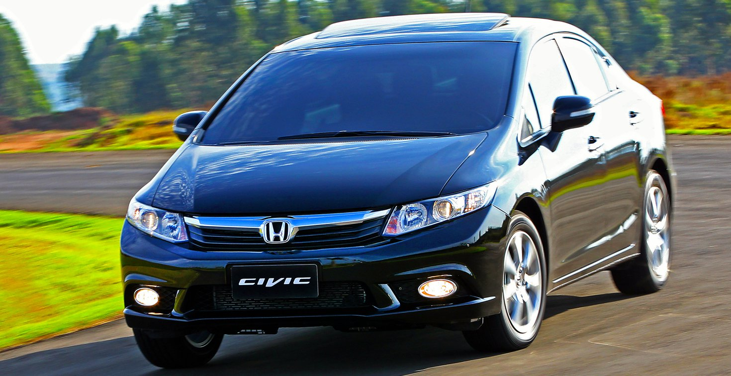 novo honda civic 2012 evolui onde precisava mas regride no visual ser que volta ao topo de. Black Bedroom Furniture Sets. Home Design Ideas